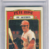 1972 Topps #560: Pete Rose In Action GAI 4 (VG-EX)