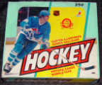 2003-04 OPC 48 Pack Hockey Box