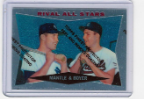 1997 Topps Finest Reprints #28 Mickey Mantle