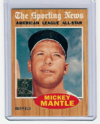 1997 Topps Reprints #35 Mickey Mantle