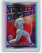 1997 Topps Seasons Best #04 Paul Molitor