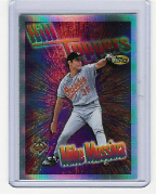 1997 Topps Seasons Best #19 Mike Mussina