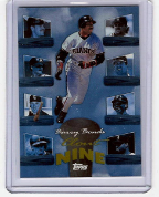 1998 Topps Clout Nine #07 Barry Bonds