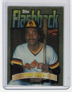 1998 Topps Flashbacks #06 Tony Gwynn