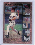 1998 Topps Focal Point #13 Greg Maddux