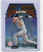 1998 Topps Hall Bound #03 Wade Boggs