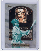 1999 Topps Hall of Famers #01 Mike Schmidt