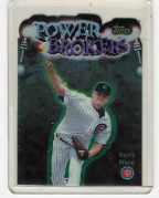1999 Topps Power Broker #20 Kerry Wood