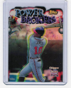 1999 Topps Power Broker Refractors #16 Chipper Jones