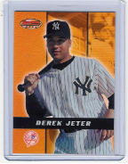 2000 Bowman Bowman's Best Previews #01 Derek Jeter