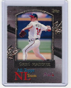 2000 Topps All-Topps NL Team #01 Greg Maddux
