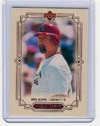 2000 Upper Deck Faces in the Crowd #02 Mark McGwire