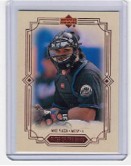 2000 Upper Deck Faces in the Crowd #14 Mike Piazza