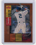2000 Upper Deck Power Rally #11 Derek Jeter