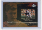 2000 Upper Deck Prime Perfomers #06 Chipper Jones