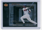 2000 Upper Deck Statitude #18 Bernie Williams