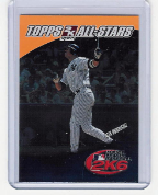 2006 Topps 2K All-Stars #09 Alex Rodriguez
