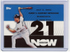 2007 Topps Generation Now #137 Justin Morneau