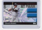 2006 Topps Hit Parade HIT01 Craig Biggio