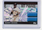 2006 Topps Hit Parade HR01Barry Bonds