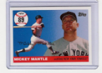 2006 Topps Mickey Mantle HR#089