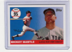 2006 Topps Mickey Mantle HR#095