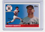2006 Topps Mickey Mantle HR#096