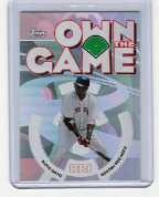 2006 Topps Own The Game #13 David Ortiz