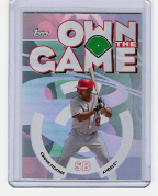 2006 Topps Own The Game #22 Chone Figgins