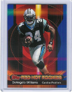 2006 Topps Red Hot Rookies #11 DeAngelo Williams