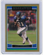 2006 Topps Gold #235 Nate Burleson