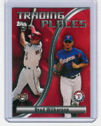 2006 Topps Trading Places - BW Brad Wilkerson