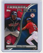 2006 Topps Trading Places - CC Coco Crisp
