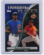 2006 Topps Trading Places - CP Corey Patterson