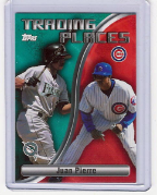 2006 Topps Trading Places - JP Juan Pierre