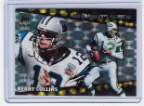 1996 Topps Broadways Reviews #01 Kerry Collins