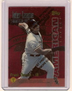 1997 Topps Interleague Mystery Finest #05 Frank Thomas/Sammy Sosa