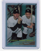 1997 Topps Reprints #23 Mickey Mantle