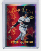 1997 Topps Seasons Best #15 Rafael Palmeiro
