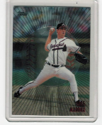 1998 Topps Mystery Finest Borderless #12 Greg Maddux