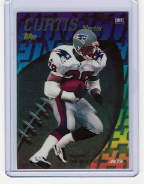 1998 Topps Mystery Finest #13 Curtis Martin