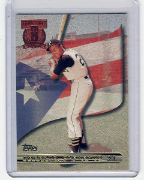 1998 Topps Tribute #02 Roberto Clemente