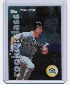 1998 Topps Rookie Class #03 Todd Helton