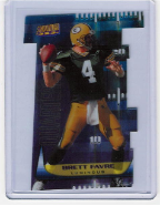 1999 Stadium Club Luminous T1A Brett Favre