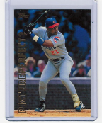 1999 Topps Picture Perfect #06 Sammy Sosa