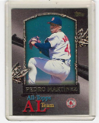 2000 Topps All-Topps AL Team #11 Pedro Martinez