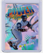 2000 Topps Power Players #06 Mo Vaughn