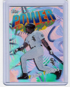 2000 Topps Power Players #13 Frank Thomas