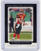 2005 Topps Black Bordered #165 Carson Palmer