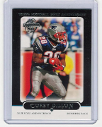 2005 Topps Black Bordered #198 Corey Dillon